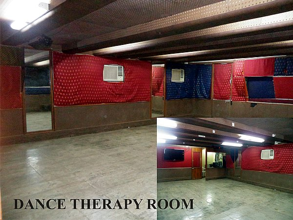 DANCE THERAPY ROOM