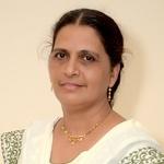 1. Mrs. Sadhana D'silva