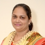 10. Mrs. Vanita Rebello